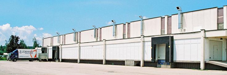 Industrielle port og dørsystemer