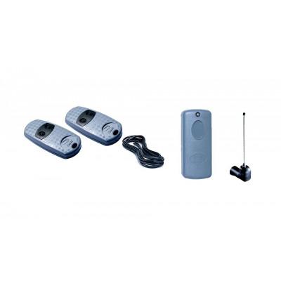 TRA03 - Fjernbetjenings Kit 2 kanal