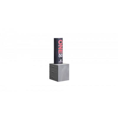 One 50 EVO: Flytbar / demonterbar