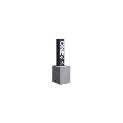 One 40 EVO: Flytbar / demonterbar